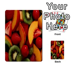 Fruit Salad Multi Purpose Cards (rectangle)
