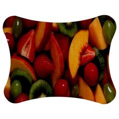 Fruit Salad Jigsaw Puzzle Photo Stand (bow)