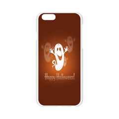 Funny Halloween Apple Seamless iPhone 6/6S Case (Transparent)