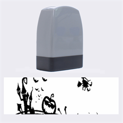 Halloween Day Name Stamps