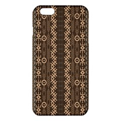 African Style Vector Pattern iPhone 6 Plus/6S Plus TPU Case