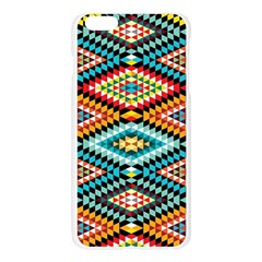 African Tribal Patterns Apple Seamless iPhone 6 Plus/6S Plus Case (Transparent)