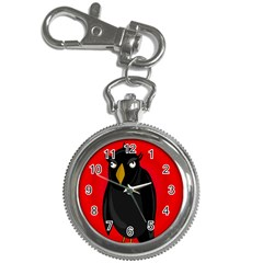 Halloween - old raven Key Chain Watches