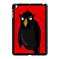 Halloween - old raven Apple iPad Mini Case (Black)