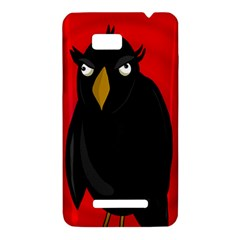 Halloween - old raven HTC One SU T528W Hardshell Case