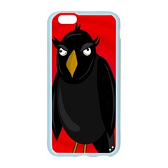 Halloween - old raven Apple Seamless iPhone 6/6S Case (Color)