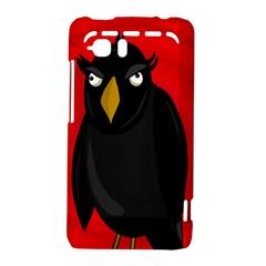 Halloween - old raven HTC Vivid / Raider 4G Hardshell Case