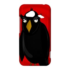 Halloween - old raven HTC Droid Incredible 4G LTE Hardshell Case