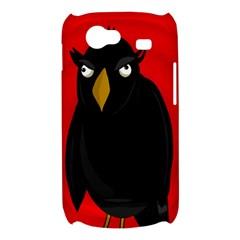 Halloween - old raven Samsung Galaxy Nexus S i9020 Hardshell Case