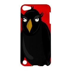 Halloween - old raven Apple iPod Touch 5 Hardshell Case