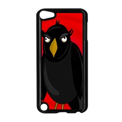 Halloween - old raven Apple iPod Touch 5 Case (Black)