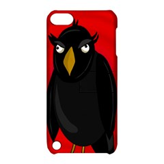 Halloween - old raven Apple iPod Touch 5 Hardshell Case with Stand
