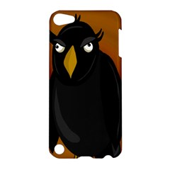 Halloween - old black rawen Apple iPod Touch 5 Hardshell Case