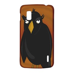 Halloween - old black rawen LG Nexus 4
