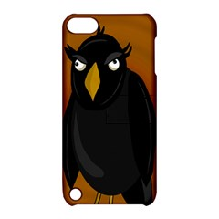 Halloween - old black rawen Apple iPod Touch 5 Hardshell Case with Stand