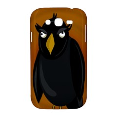 Halloween - old black rawen Samsung Galaxy Grand DUOS I9082 Hardshell Case