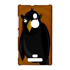 Halloween - old black rawen Nokia Lumia 925