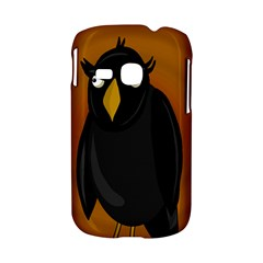 Halloween - old black rawen Samsung Galaxy S6310 Hardshell Case