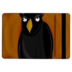 Halloween - old black rawen iPad Air Flip