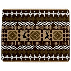 African Vector Pattern Jigsaw Puzzle Photo Stand (Rectangular)