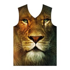 Animals Digital Animated Lion Men s Basketball Tank Top