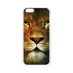 Animals Digital Animated Lion Apple Seamless iPhone 6/6S Case (Transparent)