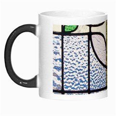 Antique Stained Glass Morph Mugs