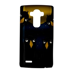 Halloween   Black Crow Flock Lg G4 Hardshell Case