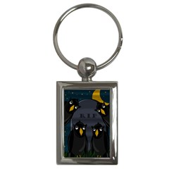Halloween - RIP Key Chains (Rectangle)