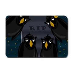 Halloween - RIP Small Doormat
