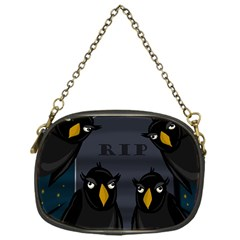 Halloween - RIP Chain Purses (One Side)