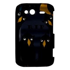 Halloween - RIP HTC Wildfire S A510e Hardshell Case