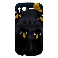 Halloween - RIP HTC Desire S Hardshell Case