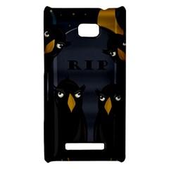 Halloween - RIP HTC 8X