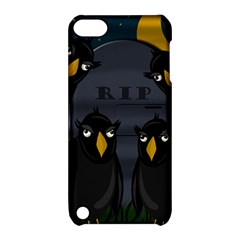 Halloween - RIP Apple iPod Touch 5 Hardshell Case with Stand
