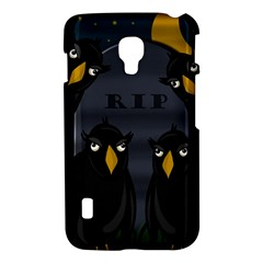 Halloween - RIP LG Optimus L7 II