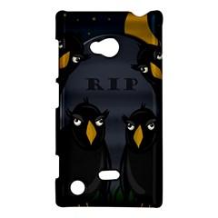 Halloween - RIP Nokia Lumia 720