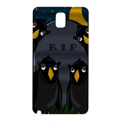 Halloween - RIP Samsung Galaxy Note 3 N9005 Hardshell Back Case