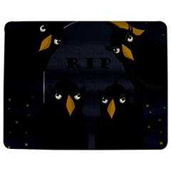 Halloween - RIP Jigsaw Puzzle Photo Stand (Rectangular)