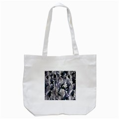 Army Camo Pattern Tote Bag (White)