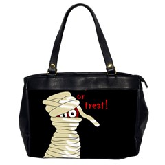 Halloween mummy   Office Handbags (2 Sides)