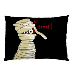 Halloween mummy   Pillow Case (Two Sides)