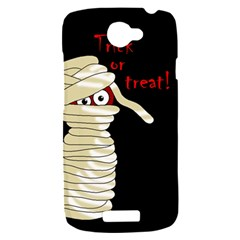 Halloween mummy   HTC One S Hardshell Case