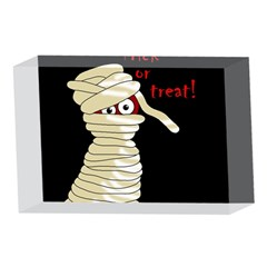 Halloween mummy   4 x 6  Acrylic Photo Blocks