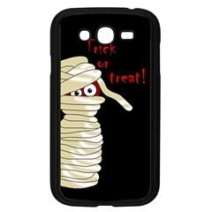 Halloween mummy   Samsung Galaxy Grand DUOS I9082 Case (Black)