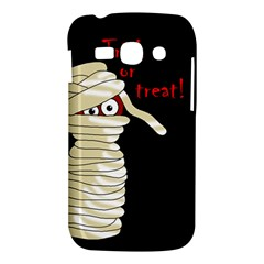 Halloween mummy   Samsung Galaxy Ace 3 S7272 Hardshell Case