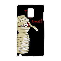 Halloween mummy   Samsung Galaxy Note 4 Hardshell Case