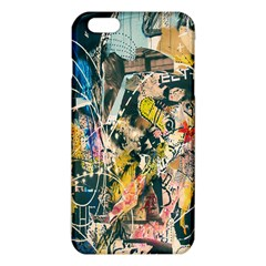 Art Graffiti Abstract Lines iPhone 6 Plus/6S Plus TPU Case