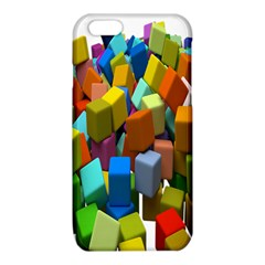 Cubes Assorted Random Toys iPhone 6/6S TPU Case