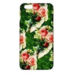 Floral Collage iPhone 6 Plus/6S Plus TPU Case